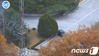 南으로 귀순하는 북한군의 차량