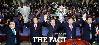 [TF현장] 한국당 원내대표 경선, 열기 `후끈`…계파 간 `희비`