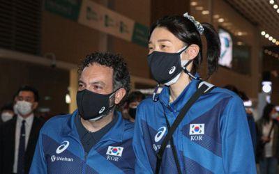 여자배구 VNL 첫 경기, 중국 2진에 역전패 : ZUM 뉴스