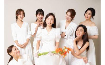 지숙, 레인보우와 웨딩 화보…내일 결혼식 : 뉴스줌